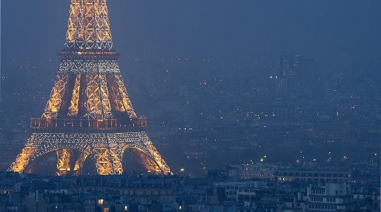 Paris kennenlernen