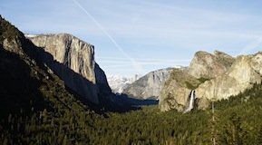Das grandiose Yosemite Valley © Mark Read