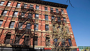 "Das ""Lower East Side Tenement Museum"" © Patti McConville / Alamy"