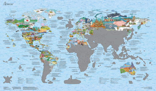 © Awesome Maps