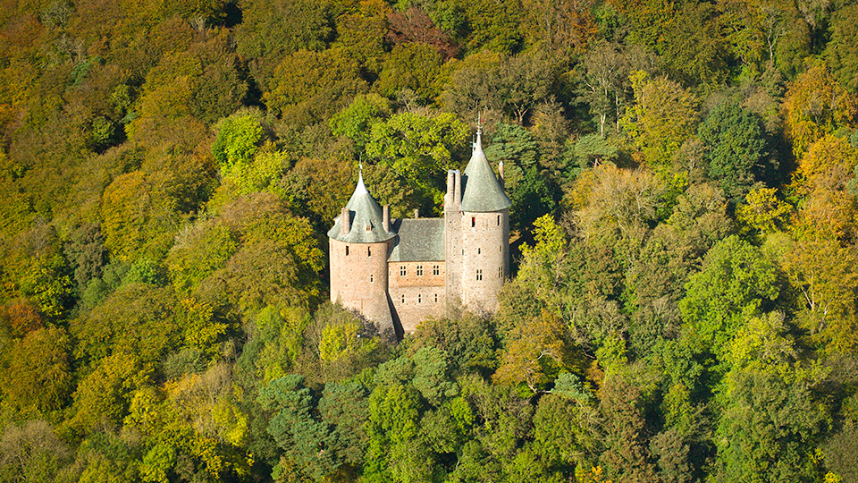 Castell Coch, Cardiff / Crown Copyright (2018) Visit Wales