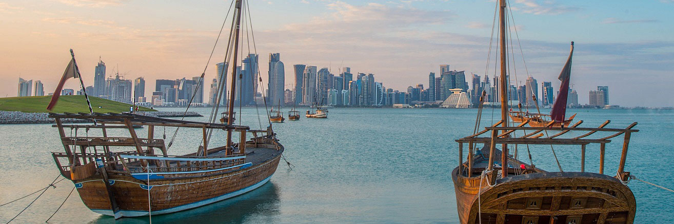 Doha Skyline © Qatar Tourism Authority