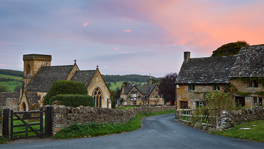 Cotswolds Village © Andy Prior/500px