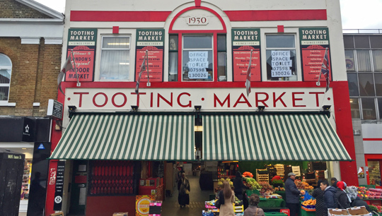 Tooting - Londons nächstes Szeneviertel? © Will Jones / Lonely Planet