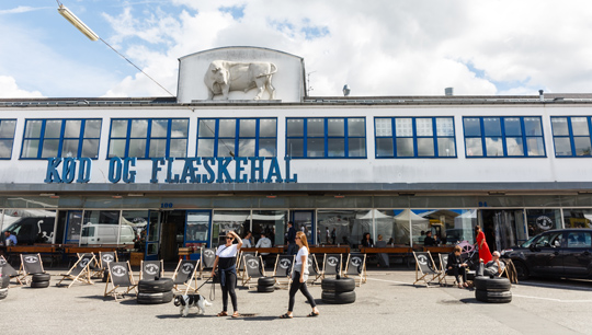 Hungrige Entdecker sollten Versterbro's Meatpacking District einen Besuch abstatten © Annapurna Mellor / Getty Images