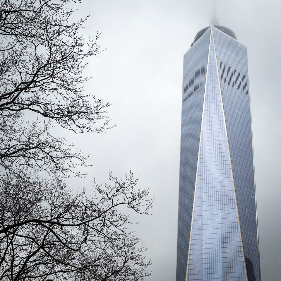 Das One World Trade Center - (Foto: Stephan Goldmann)