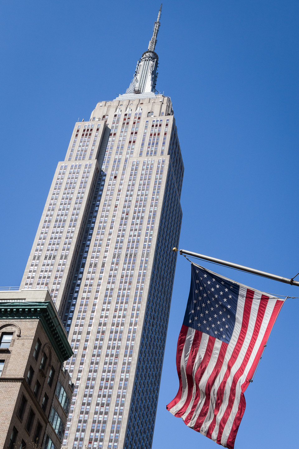 Das Empire State Building - (Foto: Stephan Goldmann)