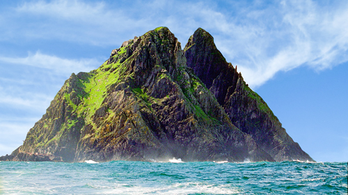 Skellig Michael an der Westküste Irlands - (Foto: ©Brian Kelly / EyeEm/Getty Images/EyeEm)