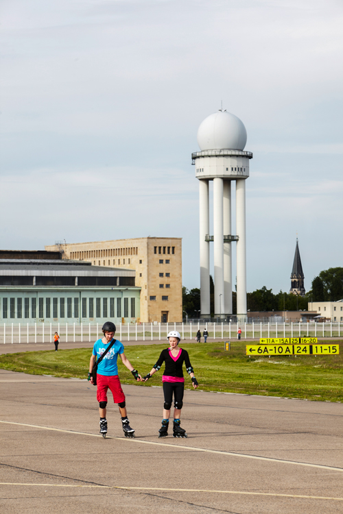 Berlin Tempelhof - (Foto: ©Mark Read/Lonely Planet)