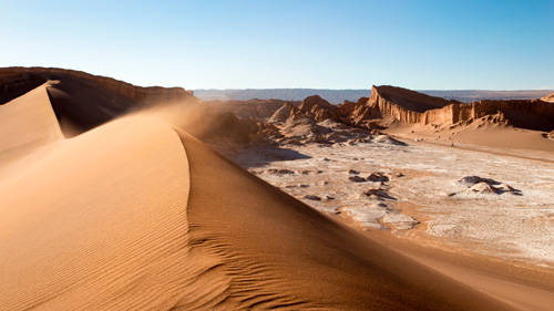 Das Valle de Luna in der Atacama - (Foto: © Philip Lee Harvey/LP TRAVELLER MAGAZINE COLLECTION)