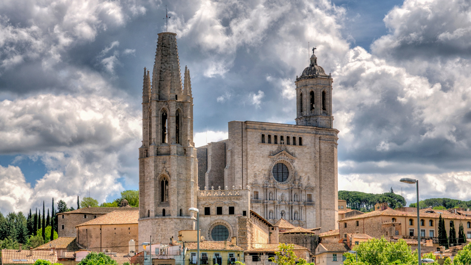 Kathedrale Santa Maria in Girona - (Foto: ©Ventura Carmona/Getty Images)
