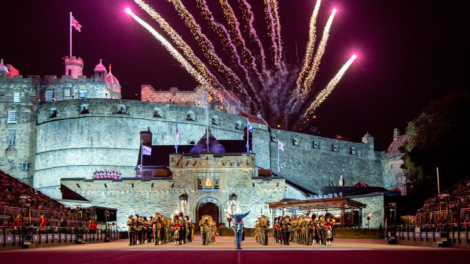 The Royal Edinburgh Military Tattoo - (Foto:©Stephan Goldmann)
