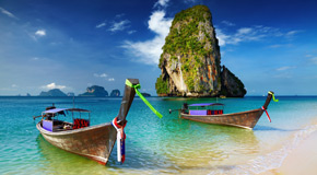 Tropenstrand an der Andaman See in Thailand - (Foto: ©Dmitry Pichugin/500px Royalty Free)