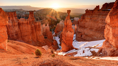 Sonnenaufgang im Bryce Canyon National Park - (© Foto: Jeremy Duguid Photography, Getty Images)