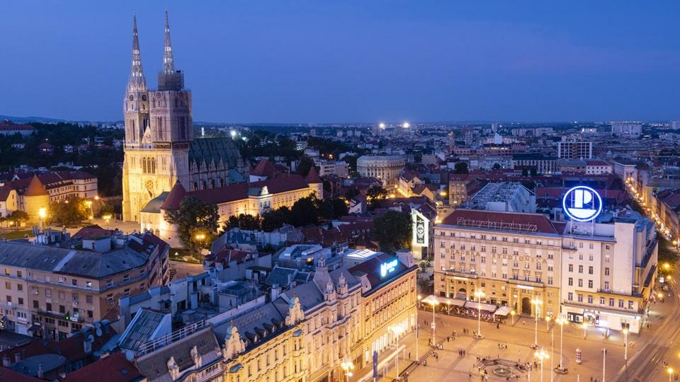 Zagreb Bilder