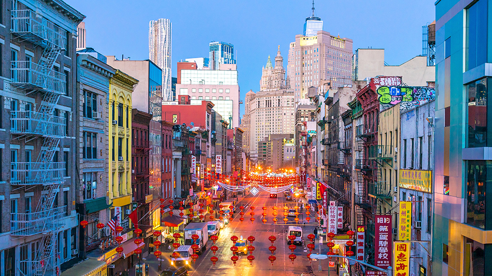 Chinatown in Manhattan, ©f11photo/Shutterstock