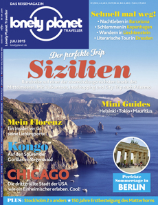 Lonely Planet Traveller Sizilien